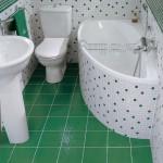 Маленькая ванная – дизайн